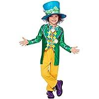 Rubie 's oficial de Disney Alicia en el país de las maravillas Mad Hatter disfraz niños grandes