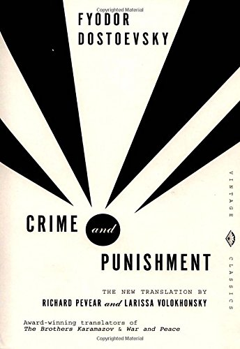 guilt crime and punishment Guilt in crime and punishment in crime and punishment, fyodor dostoyevsky tells a story of a young man that has been forced out of his studies at a university, by poverty.