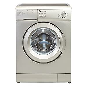 White Knight WM126VS 6kg A+ Washing Machine in Silver by White Knight