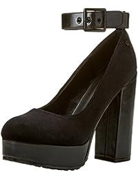 Tata Italia S21735-e03, Zapatos con Plataforma para Mujer