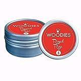 Woodies Motiv-Stempel Stempelkissen - Roayl Rose - Ihre Lieblingsfarbe