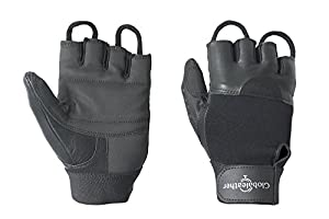 Globaleather SureGrip Fingerless Wheelchair Glove