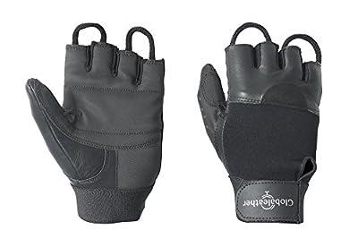 Globaleather SureGrip Fingerless Wheelchair Glove