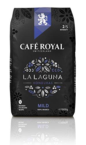 Café Royal La Laguna Mild Bohnenkaffee aus Honduras, 2er Pack (2 x 1 kg)