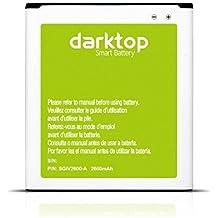Darktop® 2600mAh Li-ion Batería para Samsung Galaxy S4 S IV SIV, I9500, I9505, I9506 (con NFC / Google Wallet)