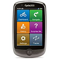 MIO Cyclo 200 Western Europe Bicycle Navigation System