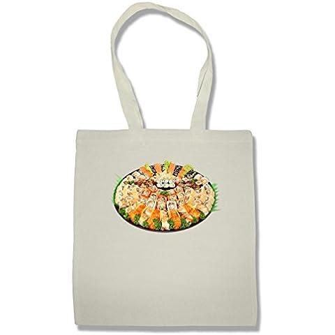 Sushi Bolsa De La Compra Para Comestibles | Shopping Bag
