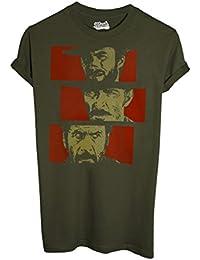 T-Shirt Il Buono Il Brutto Il Cattivo - Film By Mush Dress Your Style