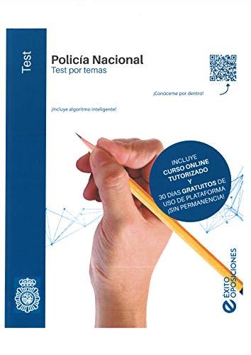 Testpolicíanacionalescalabásica por Raúl Romero Alcañiz