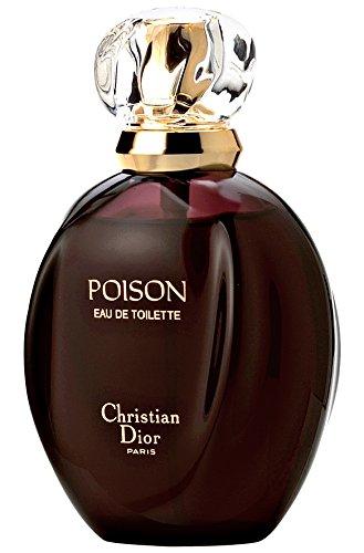 POISON by Christian Dior Women's Eau De Toilette Spray 1 oz - 100% Authentic by Christian Dior