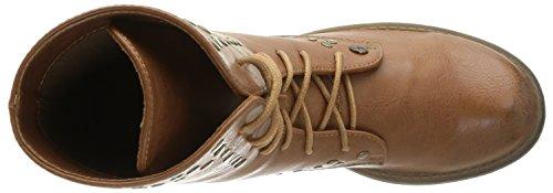 Kaporal Wafa, Boots femme Beige (114 Camel)