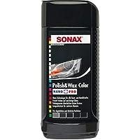 Sonax Polish & Wash Color Nano Pro - Cera para coche