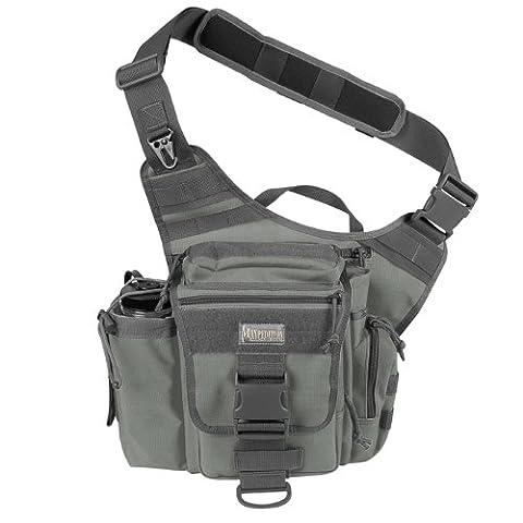 Maxpedition Jumbo Versipack Shoulder Bag - Foliage Green, 3.5lt