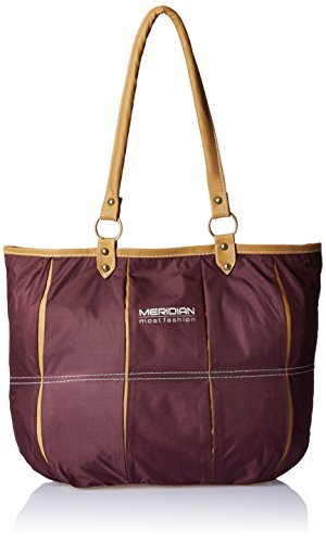 Meridian Women Handbag violet mrb-057