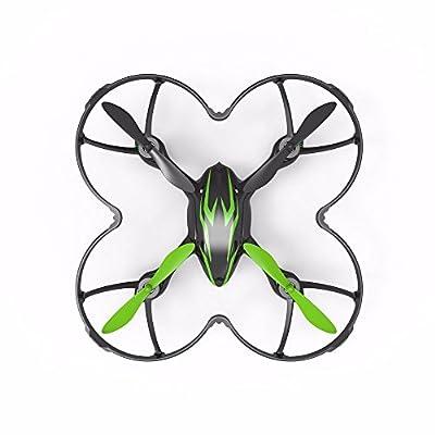 Hubsan Drohne H107C X4 Quadrocopter 2.4 Ghz 4 Kanal mit Kamera from Hubsan