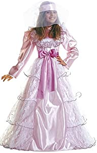 WIDMANN Widman - Disfraz de princesa del cuento de hadas para niña, talla M (8-10 años) (37197)