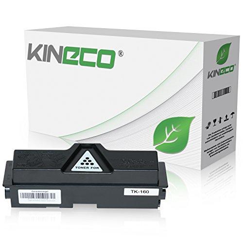 Preisvergleich Produktbild Toner kompatibel zu Kyocera TK-160 TK160 für Kyocera Ecosys P2035DN, Ecoxys P2000 Series, FS-1120DN - 1T02LY0NL0 - Schwarz 2.500 Seiten