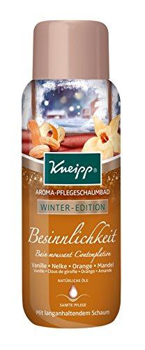 Kneipp Aroma-Pflegeschaumbad Besinnlichkeit, 3er Pack(3 x 400 ml)