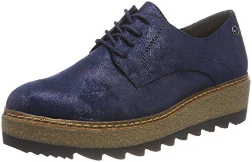Tamaris Damen 23775 Sneaker Blau (Navy 805) 40 EU