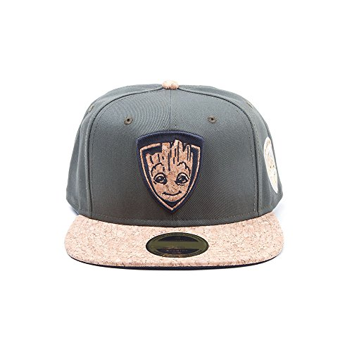 Guardians Of The Galaxy Vol.2 - Groot Snapback-Cap (Guardians Hüte The Of Galaxy)