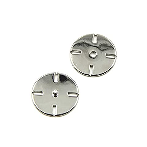 10set/Pack Metal Snap Button Press Studs Sewing Fasteners Sweater Coat Buckle
