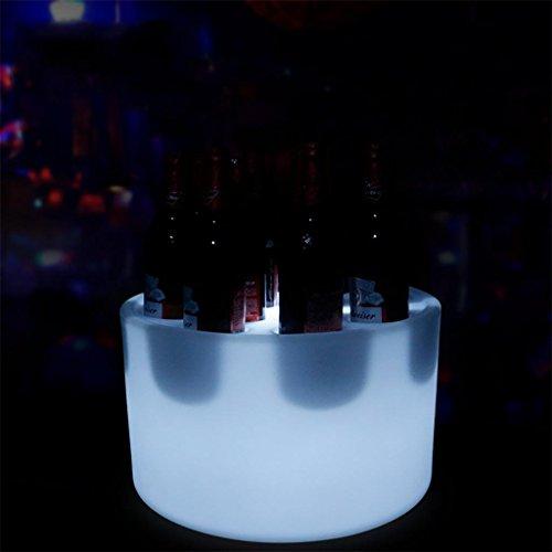 XINYE LED Tablett 7 Farbe Ändern Wein Display-Ständer für Bar und Partei mit Fernbedienung