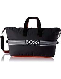 ec48fa94069 BOSS Hugo Pixel ZT Holdall - 100% Polyamide Travel Bag Hommes Sacs