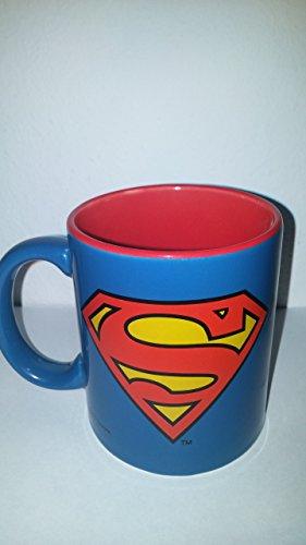 warner-brothers-ufficiale-con-licenza-dc-comics-motivo-superman-batman-e-tazza-da-caffe-12-once