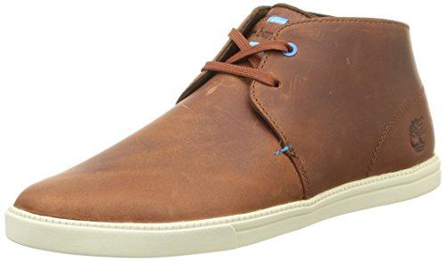 Timberland Fulk Lp Mid, Sneakers Hautes Homme Marron (Medium Brown)