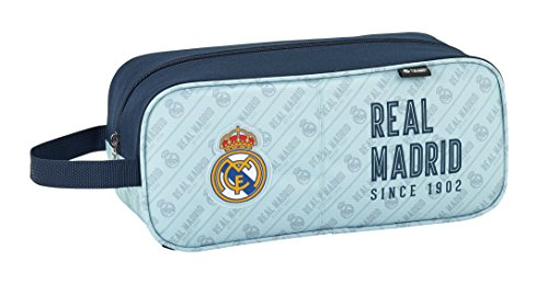 Safta Zapatillero Real Madrid Corporativa Oficial Zapatillero Mediano 340x140x150mm