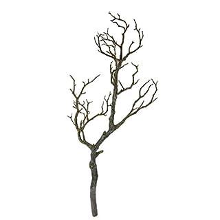 Flair Flower Deko-Ast, Kunststoff, Braun, 62 x 17 x 12 cm