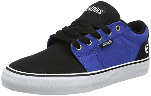 Etnies Barge LS - Scarpe da Skateboard Uomo Blue (Black/Blue/White) 2018 Nueva Venta Online 0jvTt6rW8