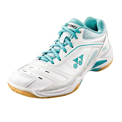 YONEX Power Cushion 65 X Women, weiß/Mint - weiß/Mint, 40