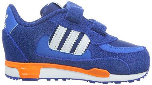 Adidas M19744, Running Garçon Multicolore (Croyal/Ftwwht/Ftwwht)