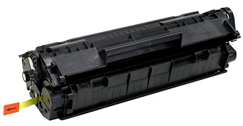 Kataria 12A Compatible Toner Cartridge For Hp Laserjet - 1010, 1012, 1015, 1018, 1020, 1022, 1022N, 3020, 3030, 3050, 3052, 3055, M1005, M1319F (Black) (Q2612A)  available at amazon for Rs.575
