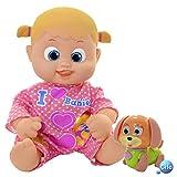 Bouncing Babies-41530 Jugando con Mascotas Bounie, Cife Spain 41530