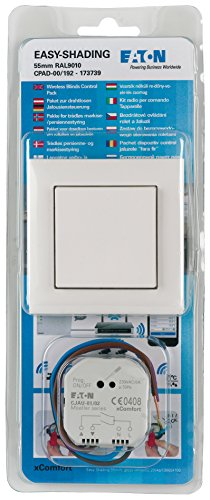 Price comparison product image Eaton xComfort Radio Easy Shading Blister CPaD - 00 / 192 (173739)