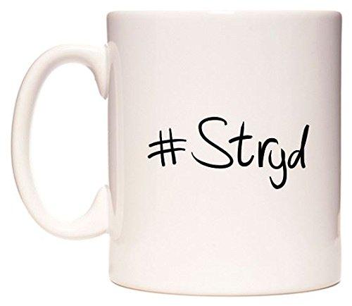 #Stryd Tazza di WeDoMugs