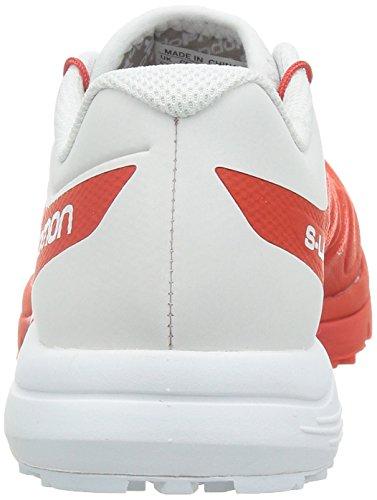 Salomon S-Lab Falce 4 Ultra Bianco Rosso rosso Red