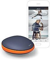 Appareil de musculation portable Activ5 et application de coaching, noir/orange