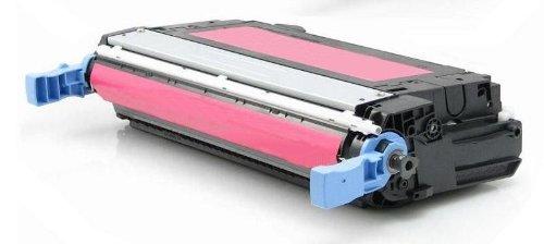Eurotone Toner Cartridge XL Magenta kompatibel remanufactured für HP CLJ CP4005 CP4005N CP4005DN - Color Laserjet CP 4005 N DN 4005N 4005DN ersetzt CB403A XXL - Clj Cp4005 Serie
