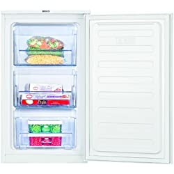 Beko FS 166020 freestanding Upright 65L A+ White - freezers (Freestanding, Upright, White, Right, 65 L, 8 kg/24h)