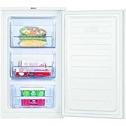 Beko FS 166020 freestanding Upright 65L A+ White - freezers (Freestanding, Upright, White, Right, 65 L, 8 kg/24h)