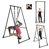 Gym Workout Barra De Dominadas suelo KT1.1518, Máquina dominadas musculacion...