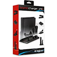 Navcom Charger Headset Stand: USB - Move Compatible (PS3) [Importación inglesa]