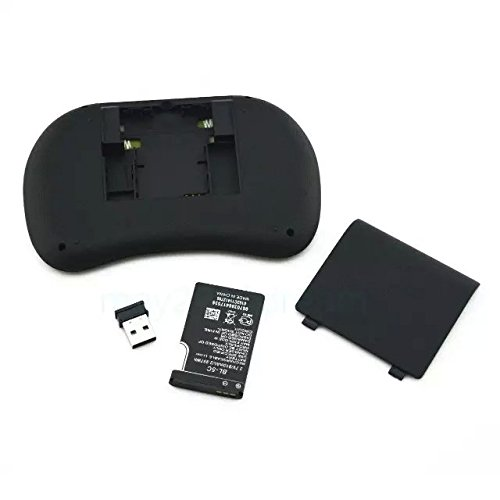 Doyime 2 4GHz Keyboard I8 Air Mouse Remote Control Touchpad For PC Android TV box  I8 Air mouse  With Light