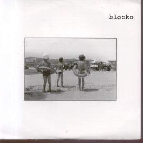 BLOCKO/SEE HER TONIGHT 7' (VINYL 45) JAPANESE WATERSLIDE 2003