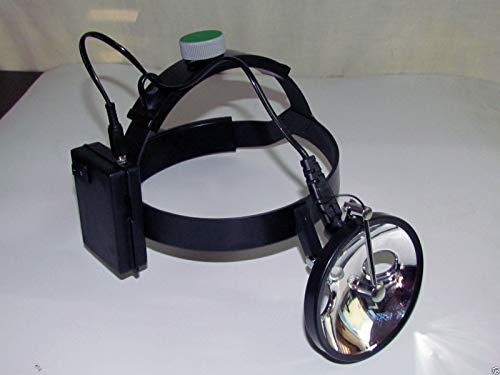HNO-Scheinwerfer 100 mm Spiegel