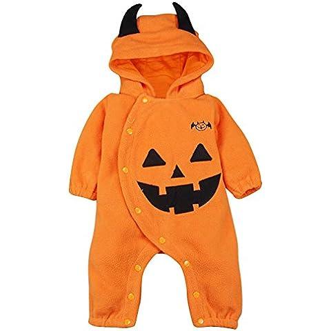 Le SSara HalloweencalabazaEnterizocon capuchaNavidadmamelucoatuendos
