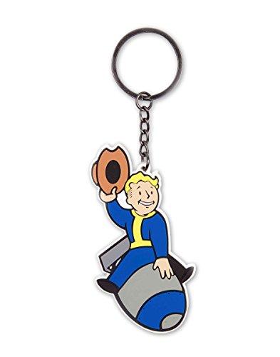 Preisvergleich Produktbild Fallout 4 Schlüsselanhänger Bomber Skill